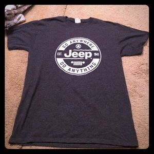 Other - Jeep shirt